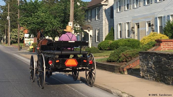USA Pennyslvania Lancaster - Amische Community