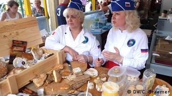 Ακόμα και καμαμπέρ παρασκευάζεται πλέον στη Ρωσία.