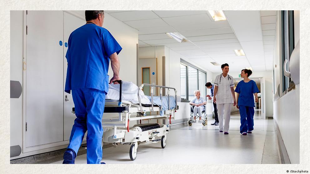 Deutschkurse | Wortschatz | WBS_Foto_Krankenhaus
