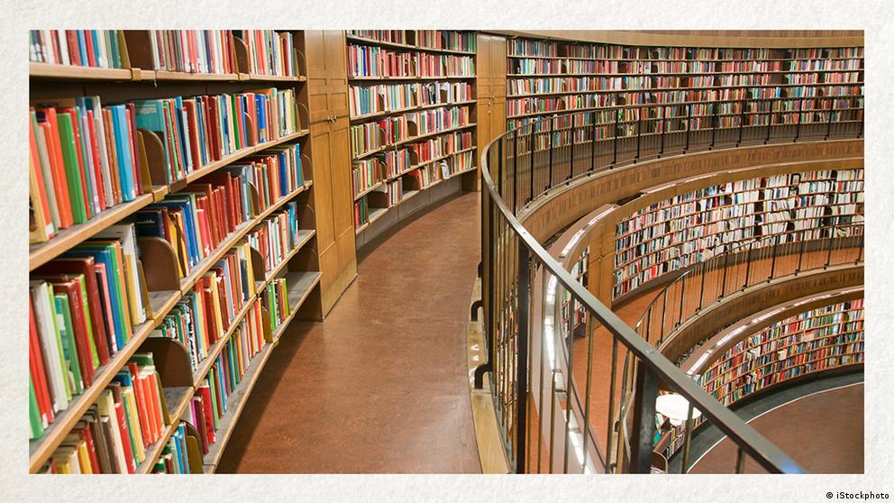 Deutschkurse   Wortschatz   WBS_Foto_Bibliothek