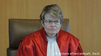 Susanne Baer, judge of the Constitutional Court