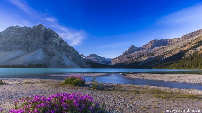 Kanada Bow Lake Banff National Park Alberta (Imago/StockTrek Images)