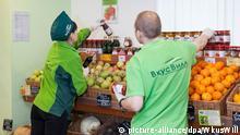 Russland - Moskauer entdecken nach Embargo regionales Essen