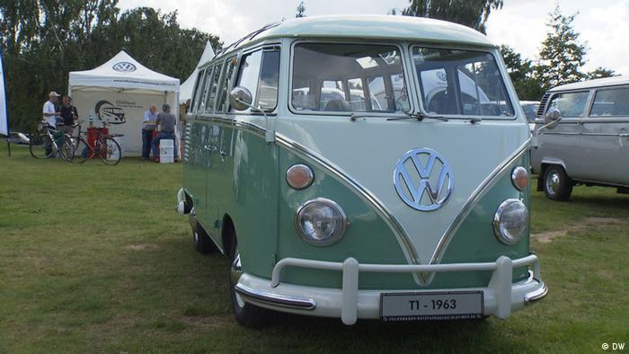 DW Euromaxx - 70 Jahre VW Bulli (DW)