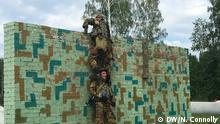 Internationalen Army Games in Novosibirssk