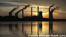 Symbolbild USA Abkehr von Klimavertrag