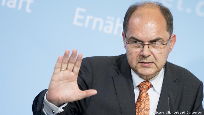 Christian Schmidt Bundeslandwirtschaftsminister
