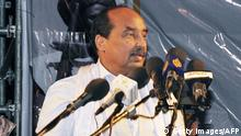 Mauretanien Präsident Mohamed Ould Abdel Aziz