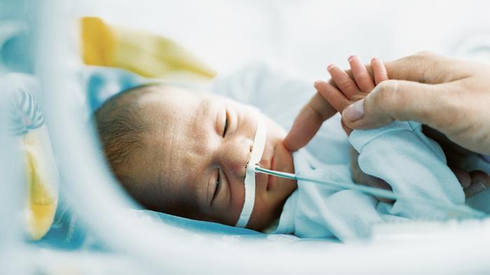 Medizinische Sauerstoffversorgung der Firma Linde Group