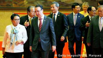 Philippinen ASEAN-Außenministertreffen in Manila