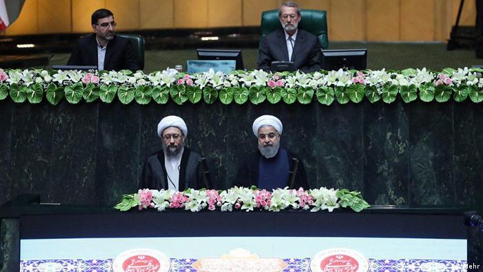 Iran - Hassan Rohani (Mehr)
