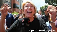 Venezuela Gerneralstaatsanwältin Luisa Ortega Diaz in Caracas