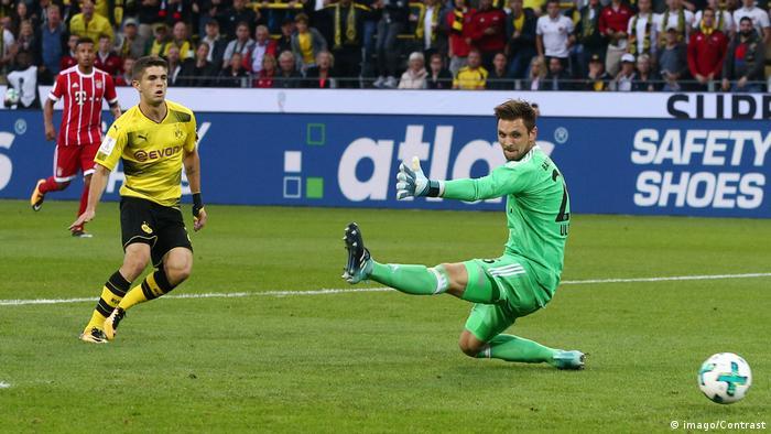 Deutschland DFL-Supercup Dortmund gegen Bayern