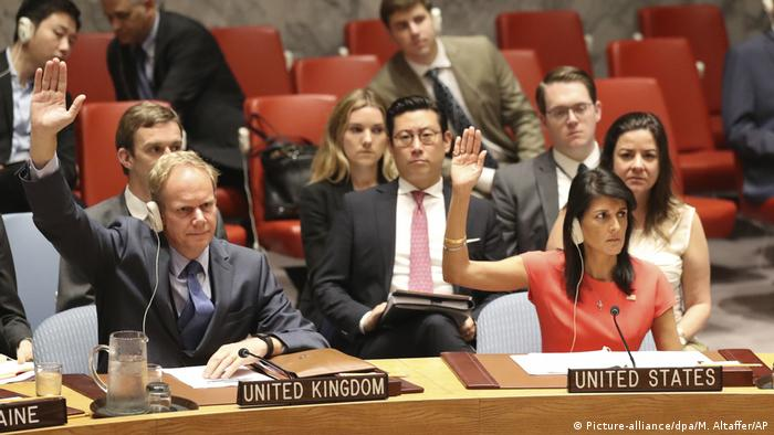 UN Security Council sanctions North Korea