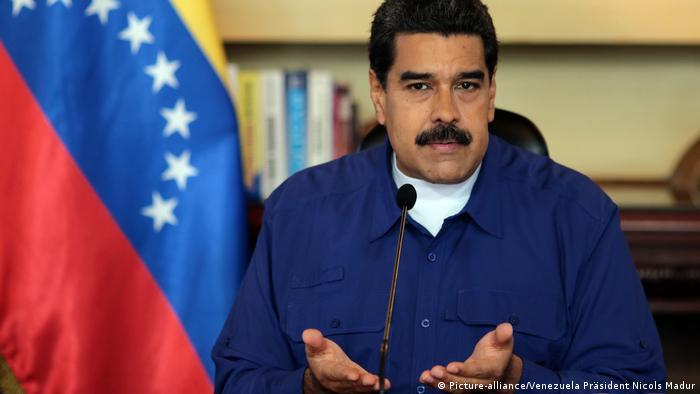 Dinheiro para campanha de Maduro visava garantir obras no país