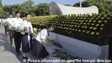 Hiroshima Erinnerung an Atombombenabwurf vor 72 Jahren