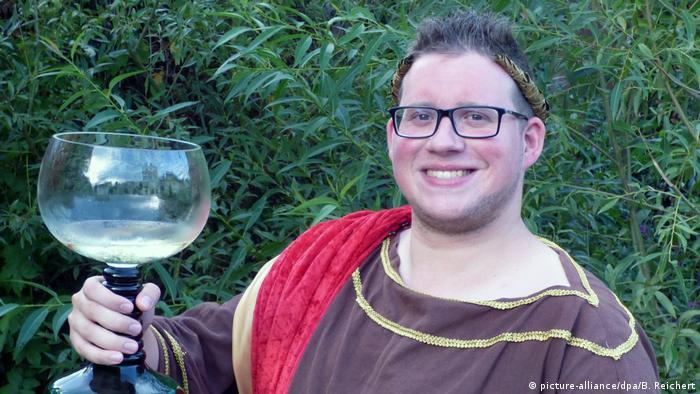 Винный король Бахус I - Свен Финке-Бигер