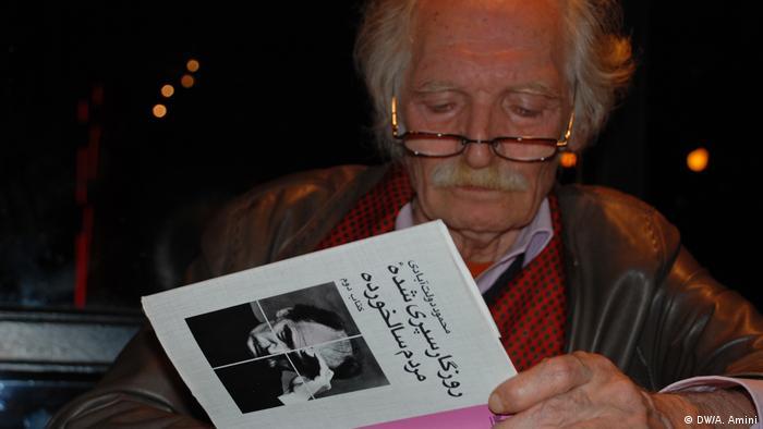 Iran Mahmoud Dolatabadi (DW/A. Amini)