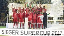 Deutschland Bundesliga | Supercupsieger FC Bayern München