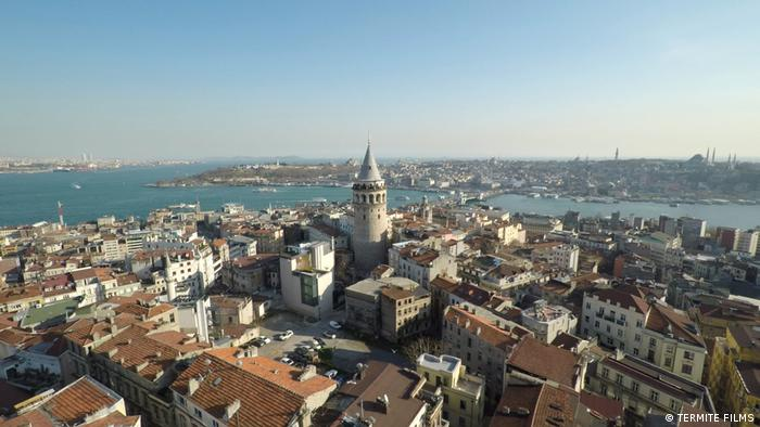 The view of Istanbul in 'Kedi' by Ceyda Torun (Termite Films)