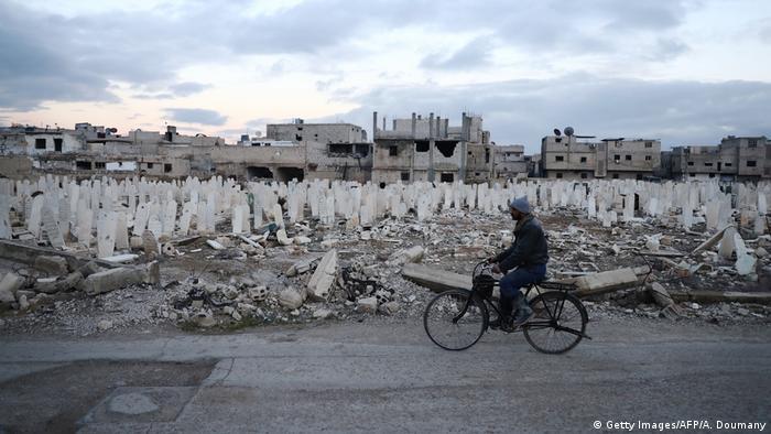 Symbolbild Syrien - Krieg