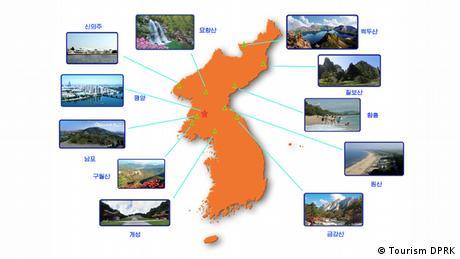 Nordkorea Abschottung (Tourism DPRK)