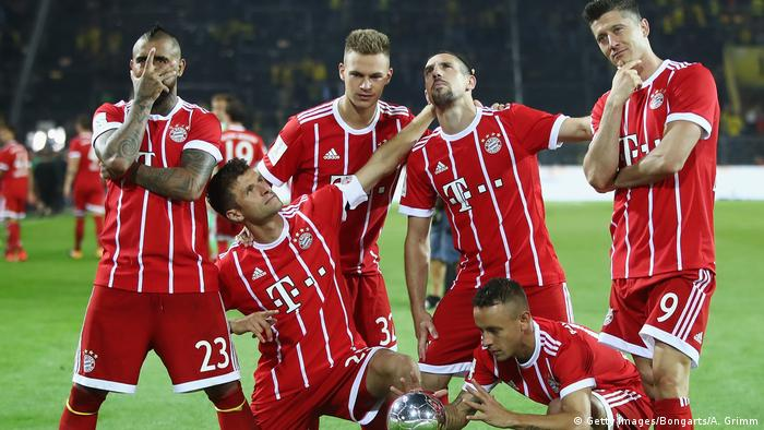 DFL Supercup 2017 - Borussia Dortmund vs Bayern Muenchen (Getty Images/Bongarts/A. Grimm)
