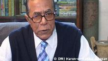 Abdul Hamid Advocate Sprecher des Parlaments in Bangladesch