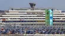 Symbolfoto Köln Bonn Airport