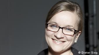 Birte Vogel Journalistin (Dieter Sieg)