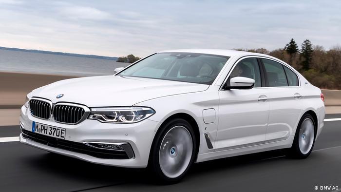 BMW 530e iPerformance (BMW AG)