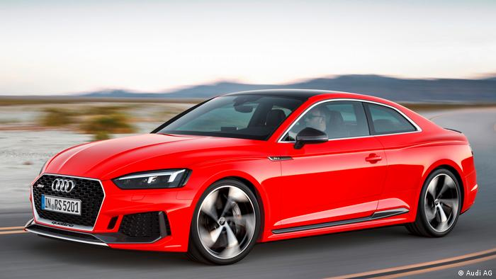 Audi RS 5 Coupé (Audi AG)