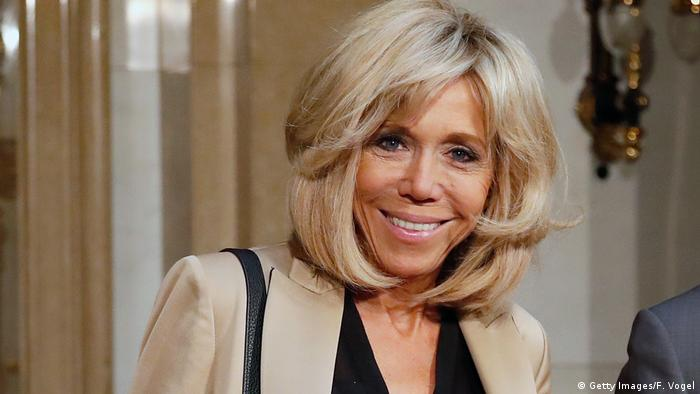 Brigitte Macron (Foto: Getty Images/F. Vogel)