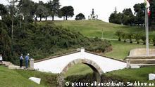Kolumbien | Historische Boyaca-Brücke nahe Tunja