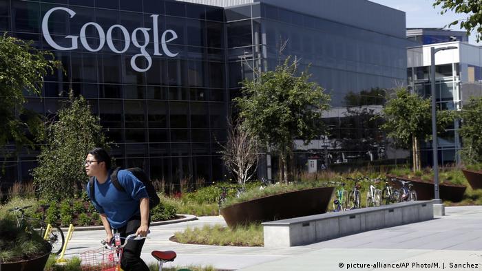 Sjedište Googlea u Mountain Viewu u Kaliforniji