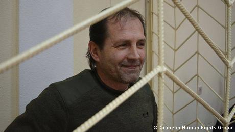 В українському МЗС висловили протест через вирок Володимиру Балуху у Криму