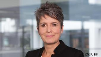 DW Editor-in-Chief Ines Pohl