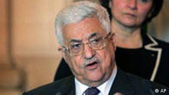Mahmud Abbas (Foto: AP)