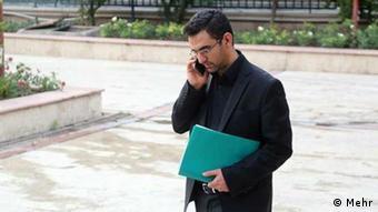 Iran Kabinettsbildung Mohammadjavad Azari Jahromi (Mehr)