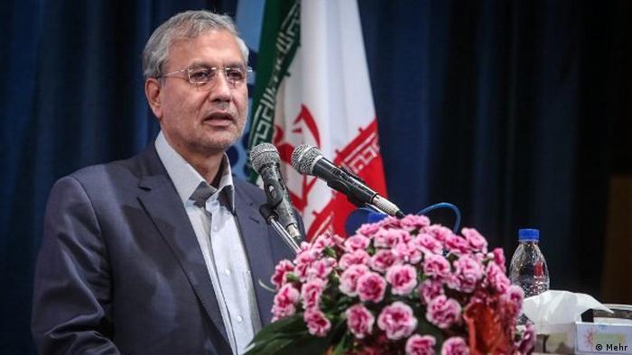 Iran Kabinettsbildung Ali Rabiee (Mehr)