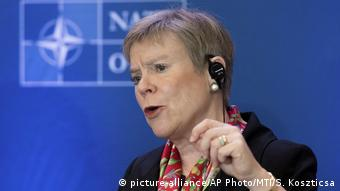 NATO Rose Gottemoeller (picture-alliance/AP Photo/MTI/S. Koszticsa)