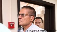 MOSCOW, RUSSIA - AUGUST 8, 2017: Russia s former Economic Development Minister Alexei Ulyukayev arrives at Moscow s Zamoskvoretsky District Court for a preliminary hearing into his 2-million dollar bribery case. Stanislav Krasilnikov/TASS PUBLICATIONxINxGERxAUTxONLY TS05A94A Moscow Russia August 8 2017 Russia S Former Economic Development Ministers Alexei Ulyukayev arrives AT Moscow S Zamoskvoretsky District Court for a preliminary Hearing into His 2 Million Dollars bribery Case Stanislav Krasilnikov TASS PUBLICATIONxINxGERxAUTxONLY TS05A94A
