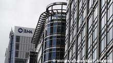 EMA in London (picture-alliance/dpa/F. Augstein)