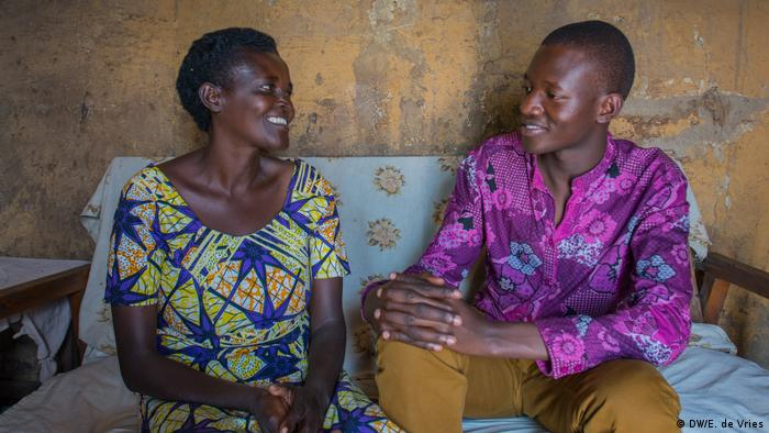 Born of Rape Ruanda Afrika