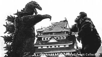 King Kong faced off against Godzilla in 1962 (picture alliance/dpa/Everett Collection)