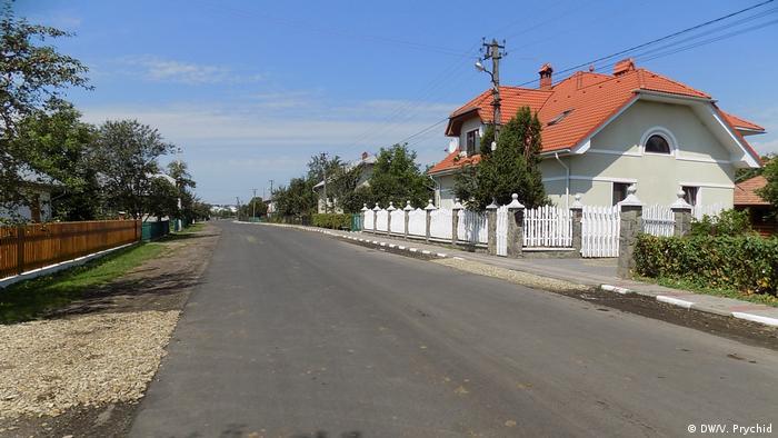 Відремонтована дорога у Грабовецькій об'єднаній територіальній громаді
