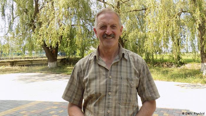 Сільський голова Грабовецької об'єднаної територіальної громади Богдан Барабаш