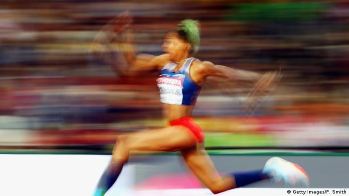 Yulimar también aspira a romper la marca mundial de 15,43 metros