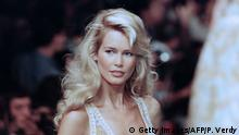 Claudia Schiffer deutsches Model