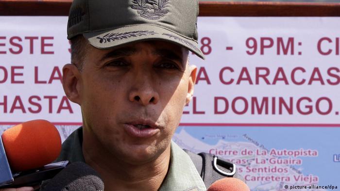 Jose Antonio Benavides Torres Venezuela (picture-alliance/dpa)